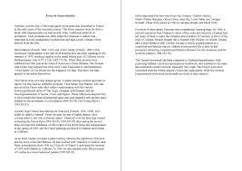 creating an introduction for an essay comparison essay example introduction comparison essay example brefash rhetorical analysis sample paper bestweb