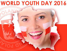 Znalezione obrazy dla zapytania światowe dni młodzieży 2016 logo