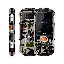 <b>Телефоны</b> | <b>BQ 2432</b> Tank SE