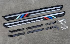 <b>Боковые подножки</b>, <b>пороги BMW</b> Style CHN для Haval F7 (Хавал ...