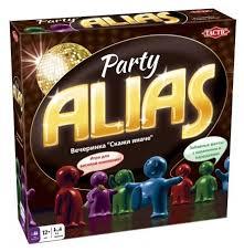 <b>Настольная игра TACTIC</b> ALIAS Party — купить по выгодной цене ...