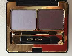 <b>Estee Lauder</b> - Signature Silky Eyeshadow Duo #07 <b>Plum Sugar</b> ...