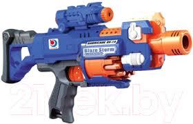 <b>ZeCong Toys Автомат</b> / 7055 Бластер игрушечный купить в ...