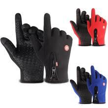 Водонепроницаемые зимние <b>теплые перчатки</b>, мужские лыжные ...