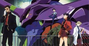 Anime Classic <b>Neon Genesis Evangelion</b> Is Finally on Netflix. So ...