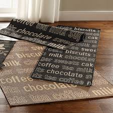 Contemporary Kitchen Rugs Black Kitchen Rug Runner Cliff Kitchen