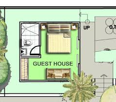 Some Tips On Designing Your Own Guest House Plans   Modern Home    Guest House Floor Plans Revised Designs