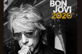 <b>Bon Jovi</b> Share 'Do What You Can' Single and Full '2020' Details