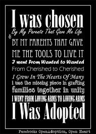 Adoption Quotes. QuotesGram
