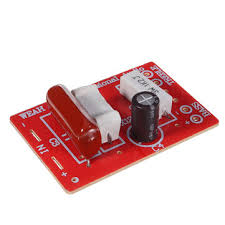 <b>3pcs WEAH-252 2-way</b> Divider Frequency Speaker Crossover ...