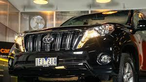 Toyota Land Cruiser Prado Toyota Landcruiser Review Specification Price Caradvice