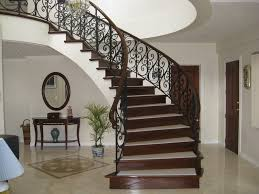 stairs in house with wooden beautiful custom interior stairways