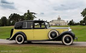 <b>Rolls</b>-Royce Phantom III | Bond Lifestyle