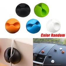 <b>6PCS Car</b> Interior <b>Windshield</b> Cables Sticky Clip Thread Lines Fixed ...