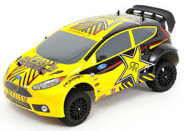 Радиоуправляемая машина Ford Fiesta RallyCross AVC 4WD ...