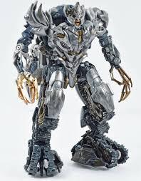 DNA Design - DK-09EX <b>Megatron</b> Battle Damaged Upgrade <b>Kit</b>