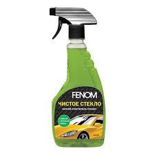 <b>Очиститель стекол</b> Чистое стекло <b>летний</b> FENOM 473 мл, FN106 ...