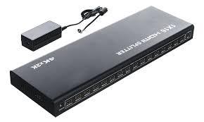 <b>Сплиттер Telecom HDMI 4k</b> 1x16 TTS7015, цена 312 руб., купить ...