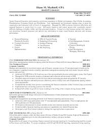 resume budget financial management analyst resume