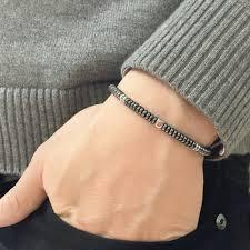 <b>2019 New Design Men</b> Bracelet Hematite Slim Health slimming ...