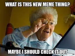 The English Language: What does the word 'meme' mean? via Relatably.com