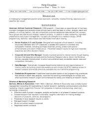 market research manager resume sample resume for marketing back to post market research manager resume sample
