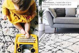 The <b>La Redoute</b> rug that is now so popular it sold out SIX TIMES and ...