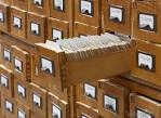 Images & Illustrations of card catalog