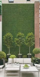 gallery outdoor living wall featuring: artificial grass privacy wall if only the grass were real
