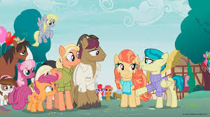 Same-sex couple featured on '<b>My Little Pony</b>' for <b>first</b> time | WBMA