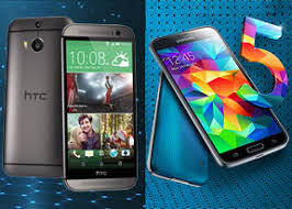 Samsung Galaxy S5 vs. HTC One (M8): Leather and steel - page 3 ...