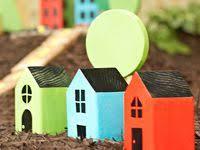 27 <b>Wood block</b> houses ideas | <b>wood toys</b>, <b>wood</b>, little houses