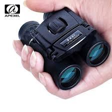 APEXEL <b>8x21</b> Compact Zoom Binoculars <b>Long Range</b> 1000m ...