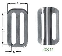 Stainless Steel Buckles - Baseline Marine Products Ltd