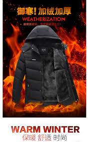 <b>2018</b> Hot <b>Fashion</b> Hooded <b>Winter</b> Coat Men Thick <b>Warm</b> Mens ...