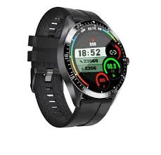 <b>KUMI GW16T Upgraded Smart</b> Temperature Detection Watch ...