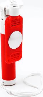 <b>Монопод Devia 360 Degree</b> Selfie Stick Wire, красный