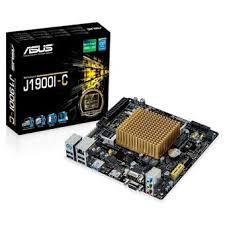 Купить J1900I-C <b>Материнская плата Asus J1900I-C</b> mITX Intel ...