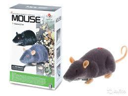 <b>Мышка на радиоуправлении</b> (серая) Cute Sunlight купить в ...