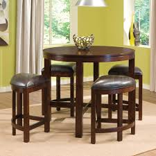 cute attractive high dining sets