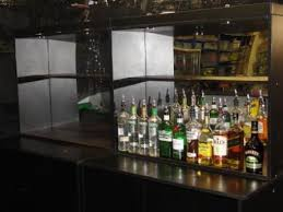 back bar units with solid lighting these units are similar to the above but they have a solid lighting system theses back bars are great products for back bar lighting
