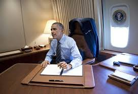 president barack obama signed two presidential memoranda associated with his actions on immigration in his office air force 1 office