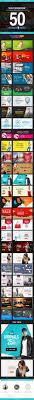 multipurpose facebook newsfeed ads 50 designs 2 sizes each facebook newsfeed ad banner template 50 designs social media web template psd here