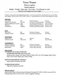 microsoft  one page resume template     one page resume    free resume templates pdf format  curriculum