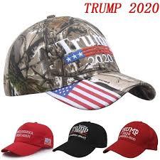 <b>Trump 2020 Printing</b> Camouflage Baseball <b>Cap</b> Adjustable Keep ...