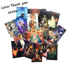 <b>18/pcs</b>/1lot <b>Stranger</b> Things Little Eleven Funny Sticker Decal For ...
