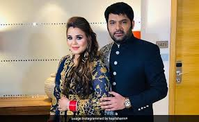 <b>It's A Girl</b>. Kapil Sharma And Ginni Chatrath Welcome Baby ...