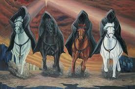 Image result for the 4 horsemen