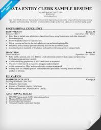 data entry job description resume   singlepageresume com    data entry job description professional experience