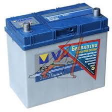6СТ45B32 Аккумулятор <b>VARTA Blue</b> Dynamic 45А/ч обратная ...